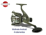 Molinete Android